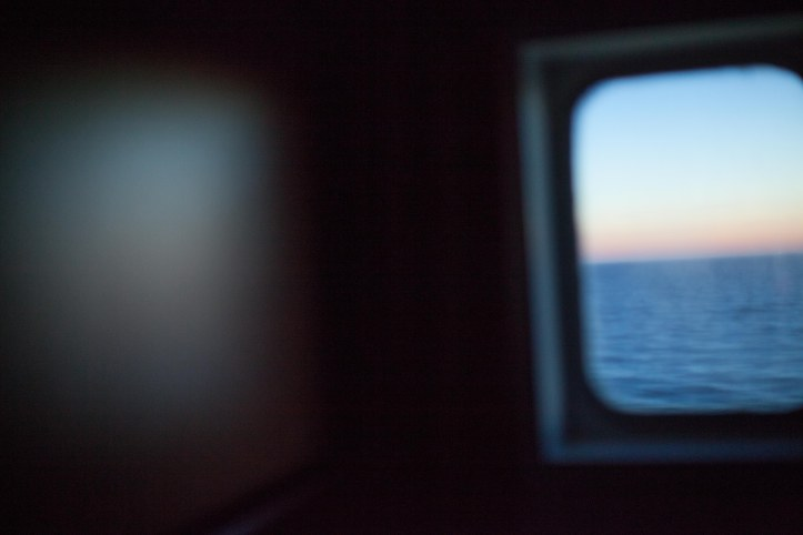 2017-05-13, Fönster, Window, Sea, havet, Morgon, Morning, Foto:Karl Larsson