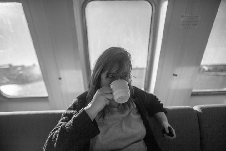 2017-05-13, Windows, Fönster, Sun, Sol, Hanna, Cup, Kopp, Ombord, Onboard, Foto: Karl Larsson