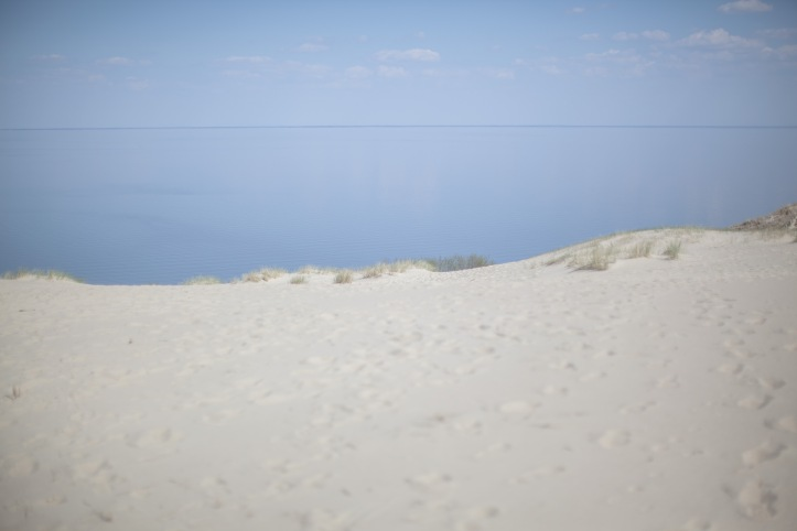 2017-05-14, Sanddynerna, sand, havet, vatten, himmel, moln, cloud, sky, Foto: Karl Larsson