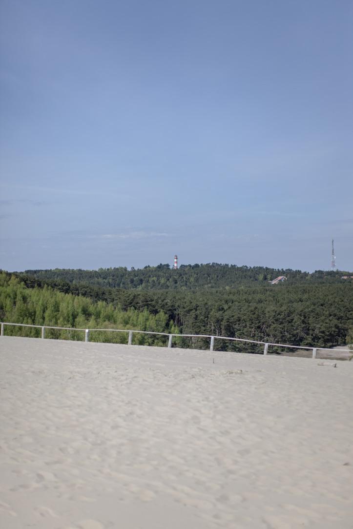 2017-05-14, Sanddynerna, sand, träd, trees, himmel, moln, cloud, sky, Foto: Karl Larsson